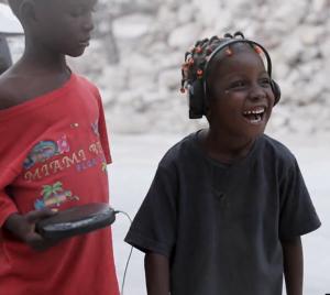 Danser sur les ruines-Haïti-Seisme-2010